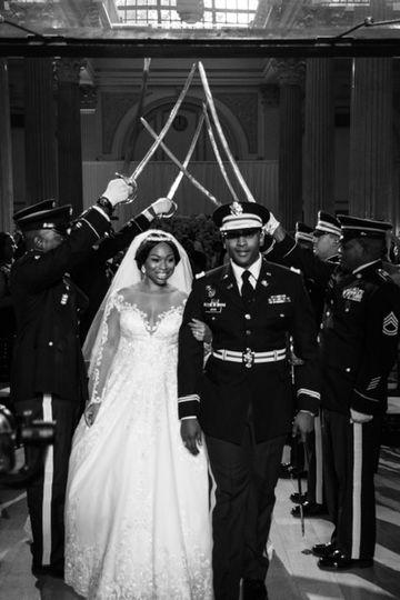 Bride Erika