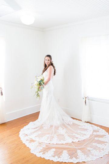 Bride Allison