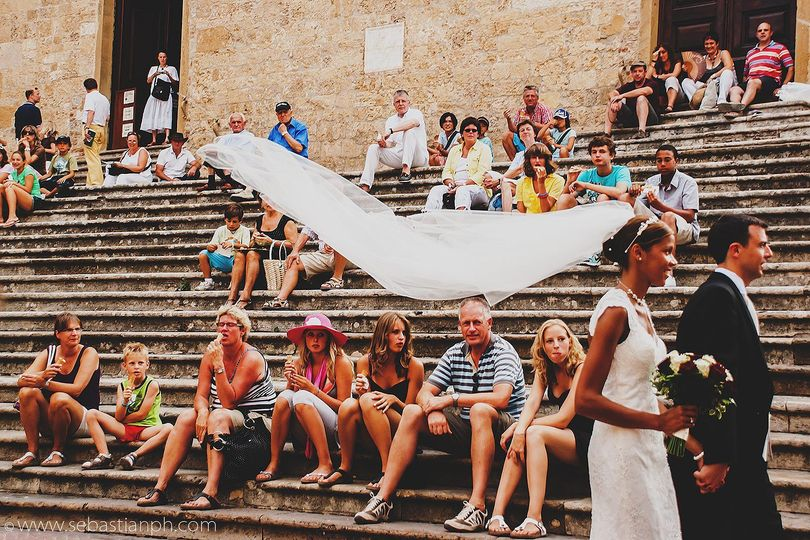 best destination wedding photographer rome