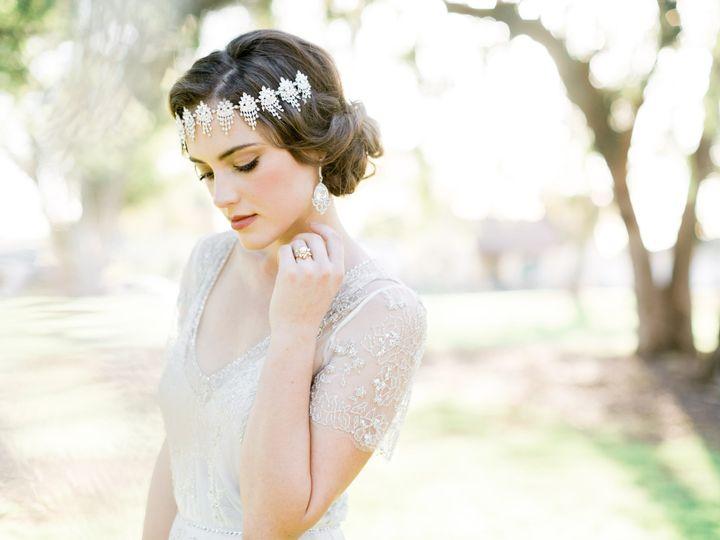 Tmx 1501607052008 2016natalieschuttphotography Bohomodgatsbywedding  Tehachapi wedding beauty