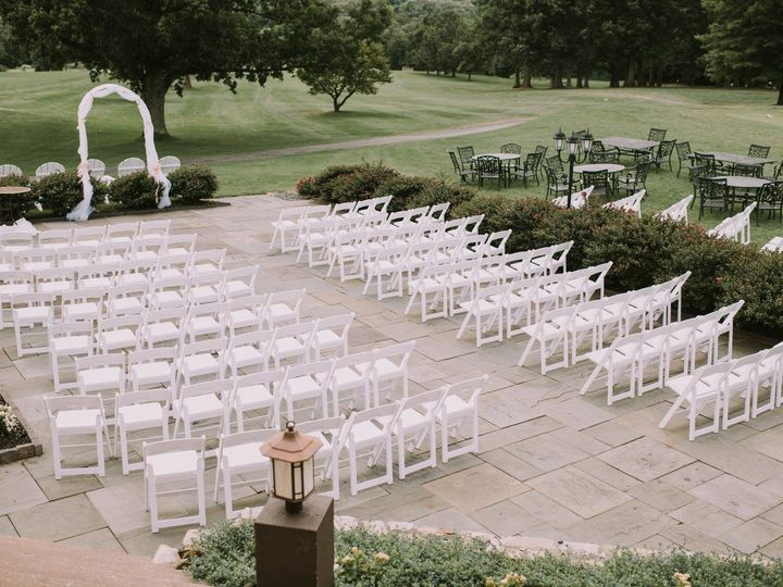 Tmx 1486755116432 Patioceremonysetup Silver Spring, District Of Columbia wedding venue