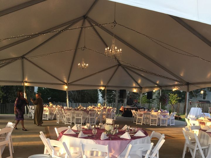 Tmx 1486755169681 Tentreception2 Silver Spring, District Of Columbia wedding venue