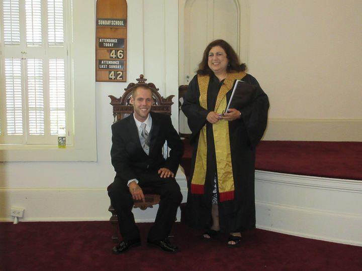 Tmx 1520474417 F8e730d6e8fc3c1a 1520474412 54412a8354c06a31 1520474410171 1 IMG 0283 Charlotte, North Carolina wedding officiant