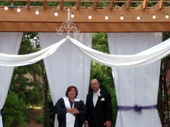 Tmx 1520475506 1f86c2d957ca3aa0 1520475503 0f180157a931e535 1520475499069 1 IMG 20170610 17283 Charlotte, North Carolina wedding officiant