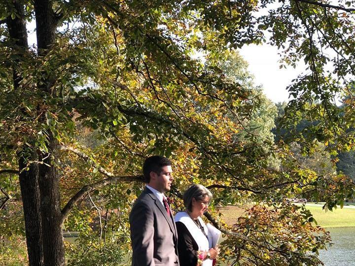 Tmx 1520475559 05f1e8dda5282bdf 1520475558 402bbac5c843f7a8 1520475560204 1 Jason 2 Charlotte, North Carolina wedding officiant