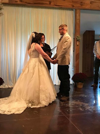 Chelsie & Tristen's Wedding