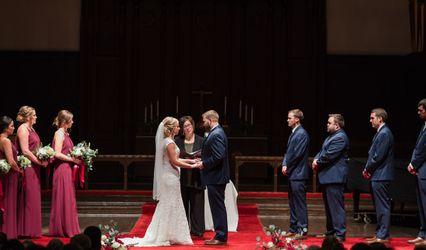 Iowa Wedding Officiant