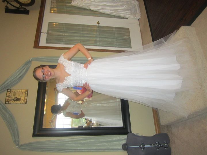 Tmx 1453778110773 Img1388 Colorado Springs wedding dress