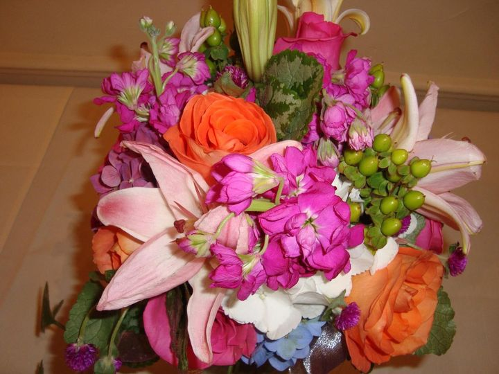Tmx 1345673122961 332914293197264042663270623762o Cherry Hill wedding florist