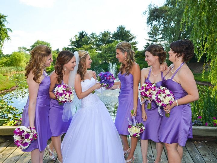 Tmx 1361654656037 TallaomoreBrdandMdscasualfullviewBQs Cherry Hill wedding florist