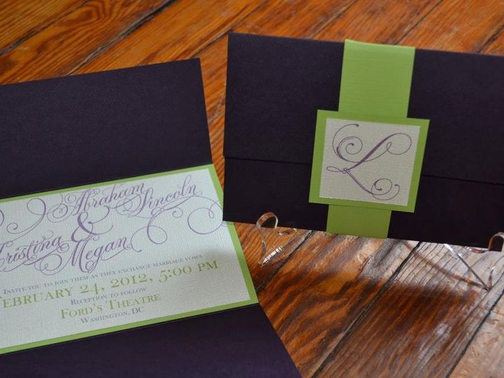 Tmx 1340320353603 2239418936826858191913214121n Westfield wedding invitation