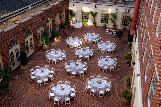 Courtyard Set