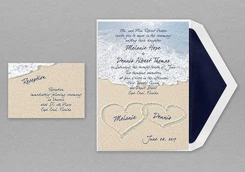 Tmx 1413571746680 Invitations Plus Linda 4 North Haven, CT wedding invitation