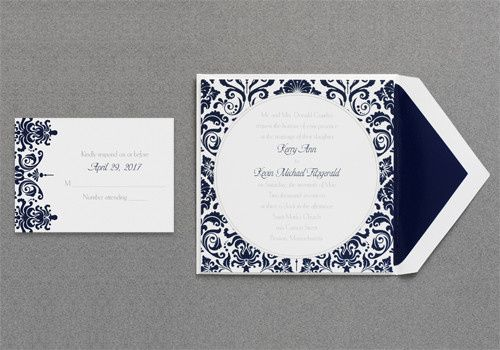 Tmx 1413571751676 Invitations Plus Linda 5 North Haven, CT wedding invitation