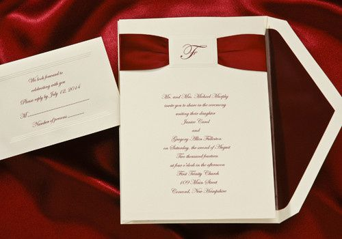 Tmx 1413571759211 Invitations Plus Linda 6 North Haven, CT wedding invitation