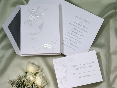 Tmx 1413571784264 Invitations Plus Linda 11 North Haven, CT wedding invitation