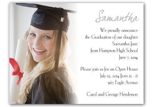 Tmx 1413572027534 Graduation Invitation 1 North Haven, CT wedding invitation