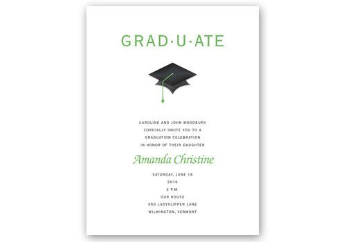 Tmx 1413572032573 Graduation Invitation 2 North Haven, CT wedding invitation