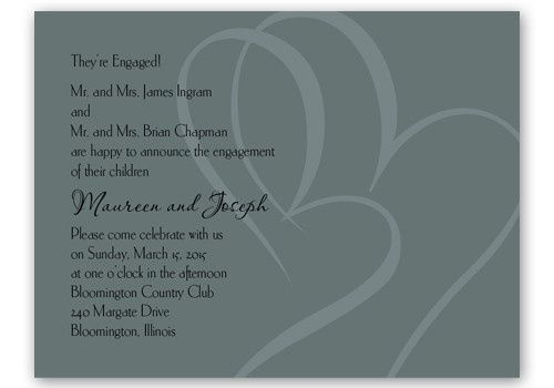 Tmx 1418753058373 Linda Strom 12 16 6 North Haven, CT wedding invitation