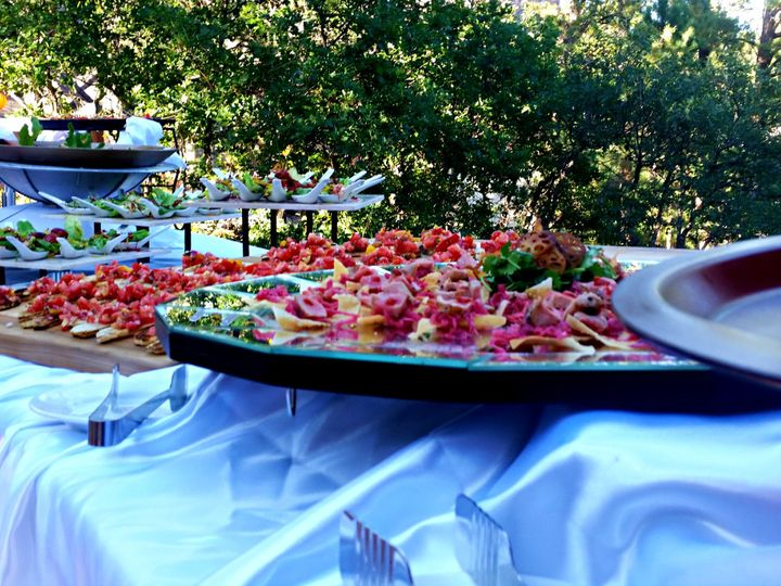 Tmx 1414101304187 The Spread2 Cater Gurmet Montpelier wedding catering