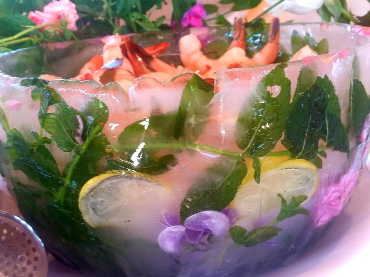 Tmx 1414101363764 Shrimp Cocktail  In An Ice Bowl Montpelier wedding catering