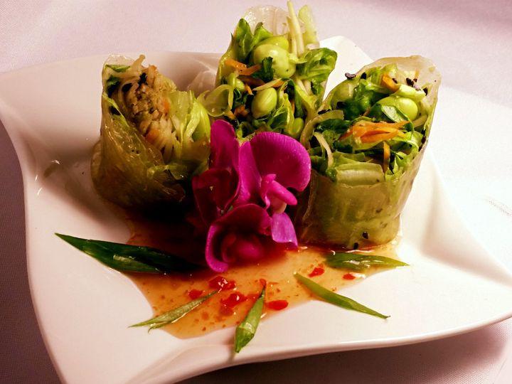Tmx 1414101442695 Vegan Summer Rolls Montpelier wedding catering