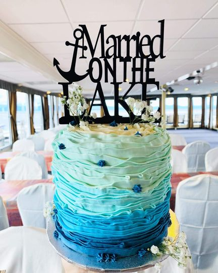 Married on the Lake