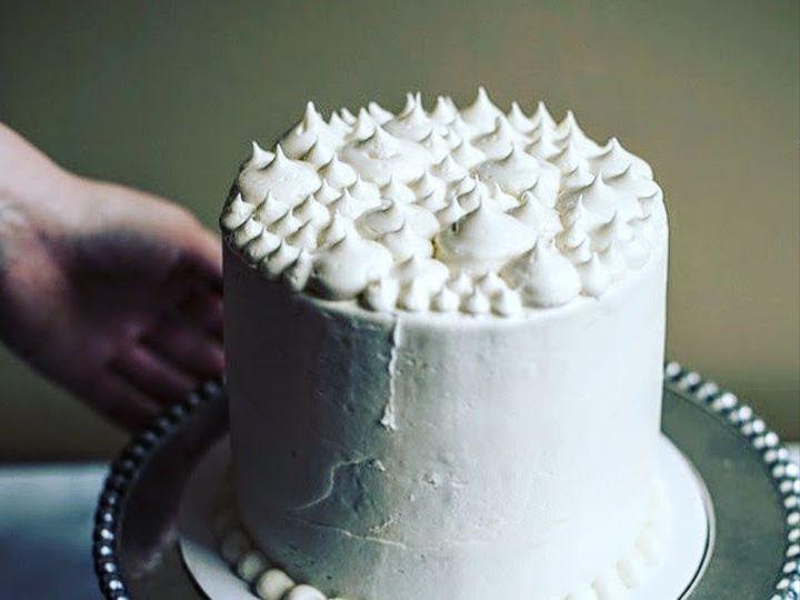 Tmx 1522965286 F18d8612f1b6330a 1522965285 5ed27d50d9568f12 1522965282752 2 White Cake Shelburne, VT wedding cake