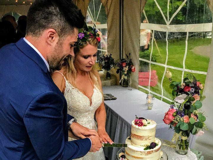 Tmx 1529862753 3e801df4773d38ce 1529862749 2016c396ef219282 1529862742471 6 IMG 0956 Shelburne, VT wedding cake