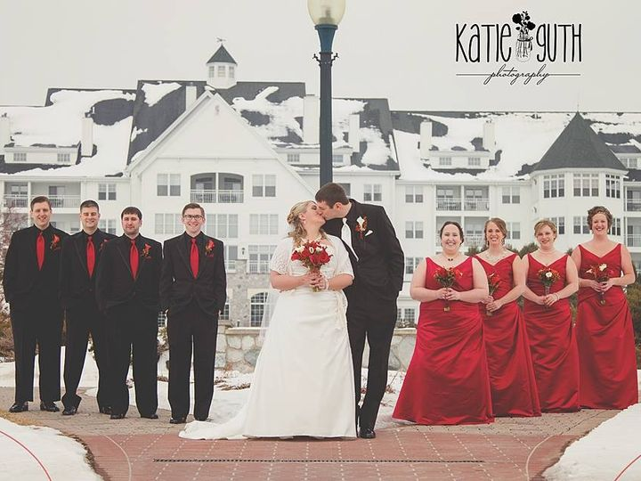 Tmx 1433458963426 Katieguth Elkhart Lake, WI wedding venue