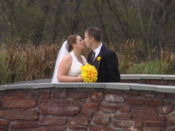 Tom & Steph, Married 11/6/10 in Gettysburg, Pa