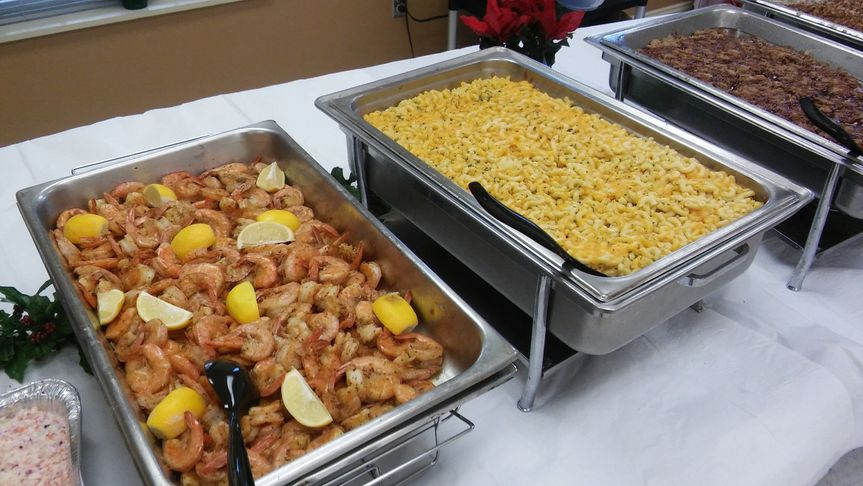 Po' Green's Catering