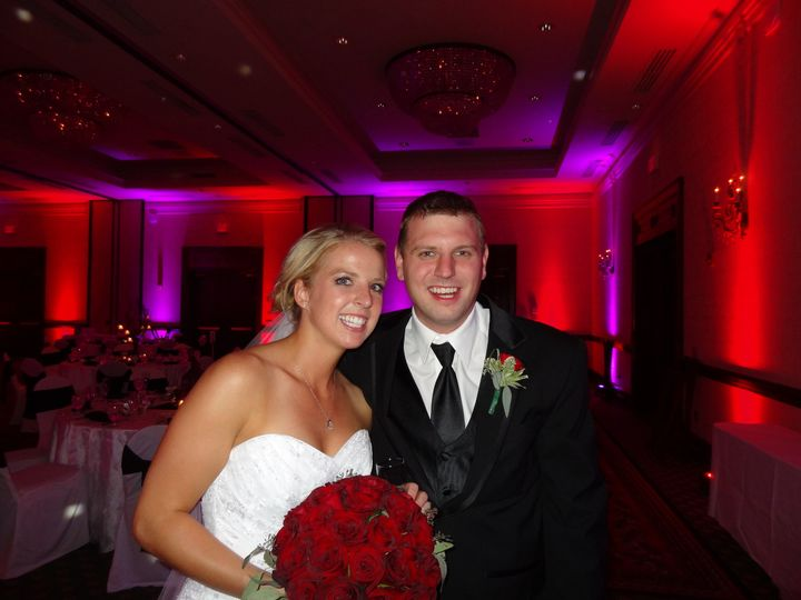 Liz & Andy Wedding Marriott West Milwaukee WI September 28, 2013