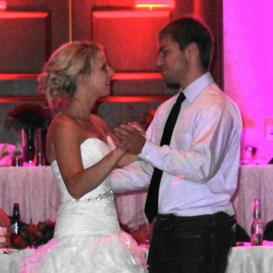Liz & Andy O'Connor Wedding-Dollar Dance Marriott West Milwaukee WI September 28, 2013