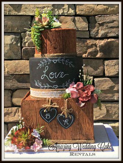 Crate - Wedding Cake Rental
