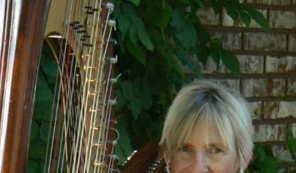 Harp Accents-Mary Ellen Holmes