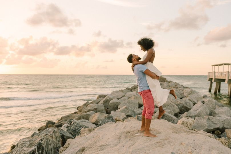 Miami Wedding Photographer - beach