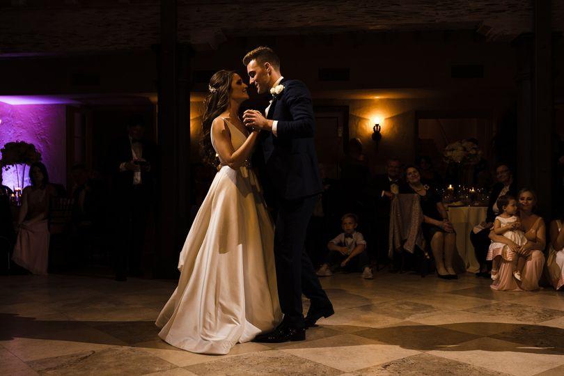Miami Wedding Photographer - first dance