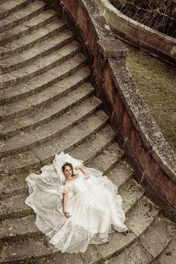 Miami Wedding Photographer - stairs