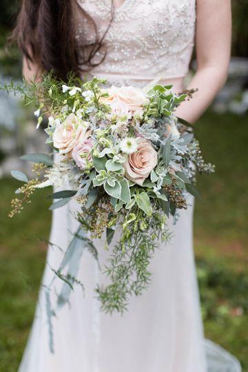 char bouquet