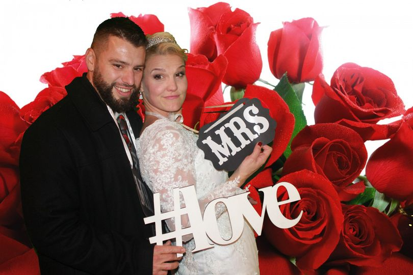 It's All About You DJ Services, LLC' photo booth