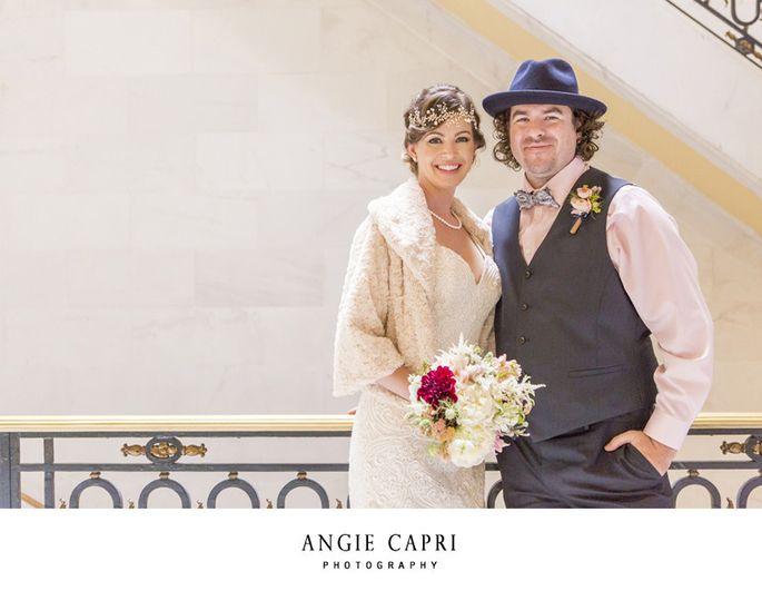 san francisco city hall creative wedding elopement