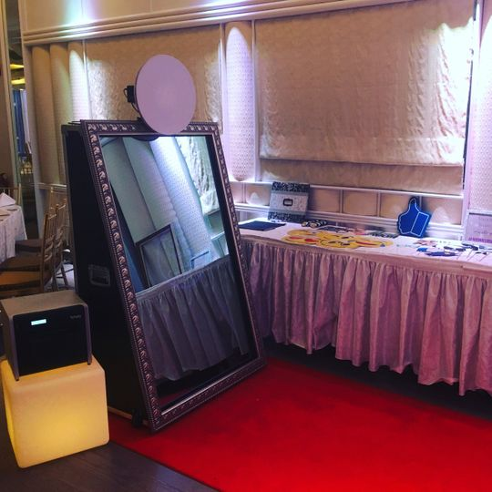 The Mirror Booth