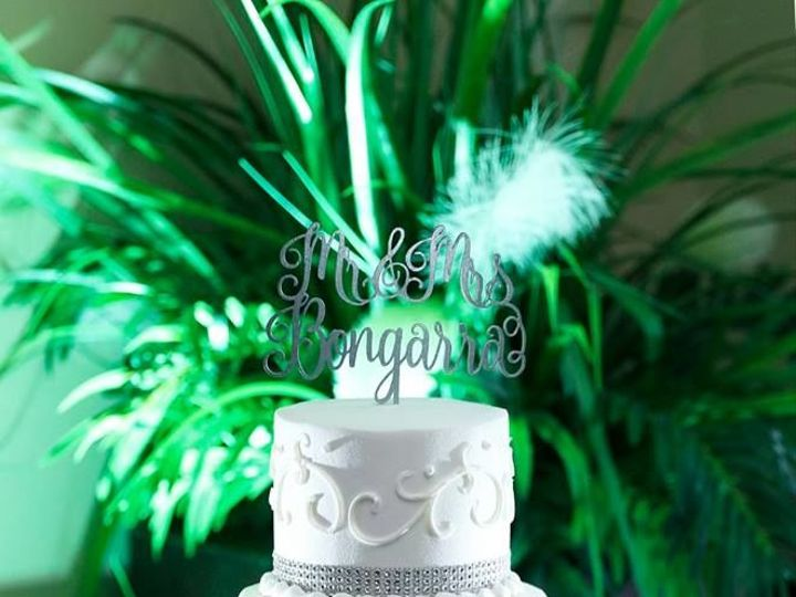 Tmx 1530054405 97eed6b71463639b 1530054404 11e15335273b65ee 1530054393647 14 Cake 2 Lutz, Florida wedding eventproduction