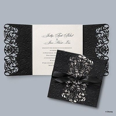 Tmx 1396371027862 Black Beauty Belle Invitatio Long Branch, New Jersey wedding invitation