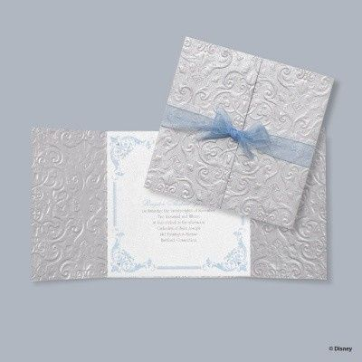 Tmx 1396371032311 Happyily Ever After Cinderella Invitatio Long Branch, New Jersey wedding invitation