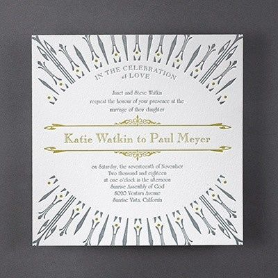 Tmx 1399344483252 Cc Decorative Deco  Long Branch, New Jersey wedding invitation