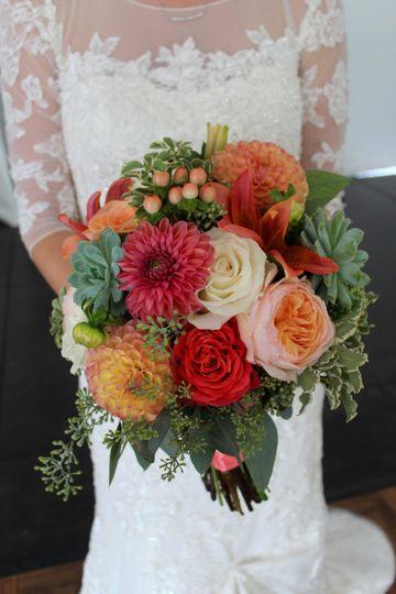 Paeonia Designs Wedding Flowers Massachusetts Boston Watertown