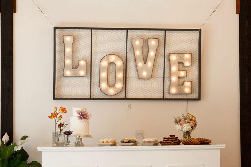 Love Dessert Bar