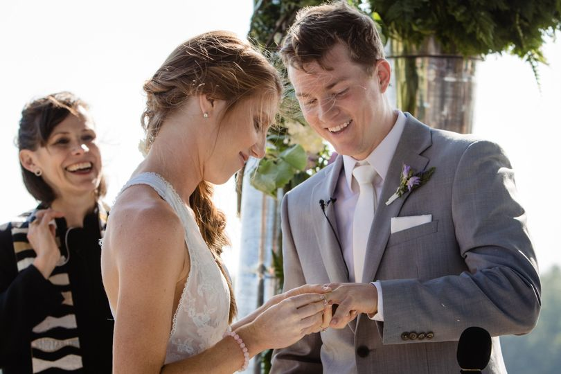 Exchanging Rings=Awesome